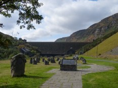 View from visitor centre