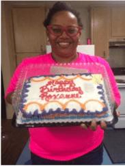 Top Volunteer of 2016, Roxanne Burnett