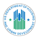 US Dept of Housing and Urban Development logo