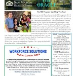 SMHA Oracle for August 2018