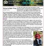 thumbnail of SMHA Oracle – January 2019