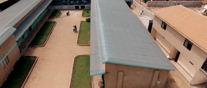 #5 Treasured Kids School- new pavers and dining area