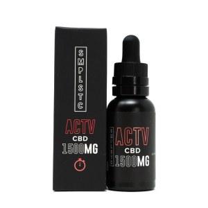 SMPLSTC ACTV CBD Oil Tincture