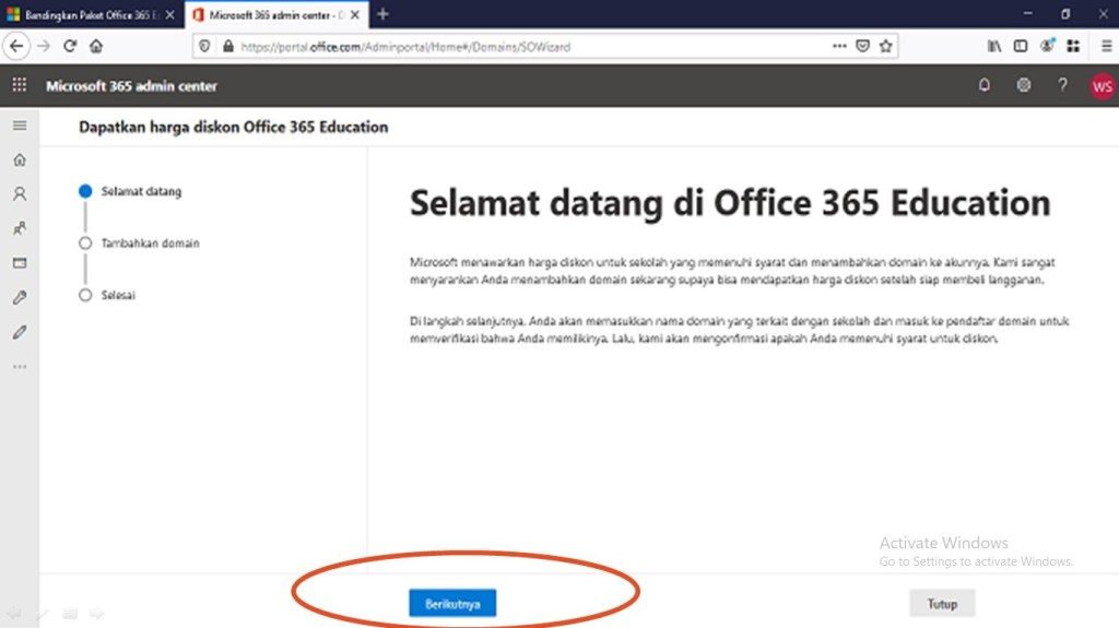 Deploy Office 365