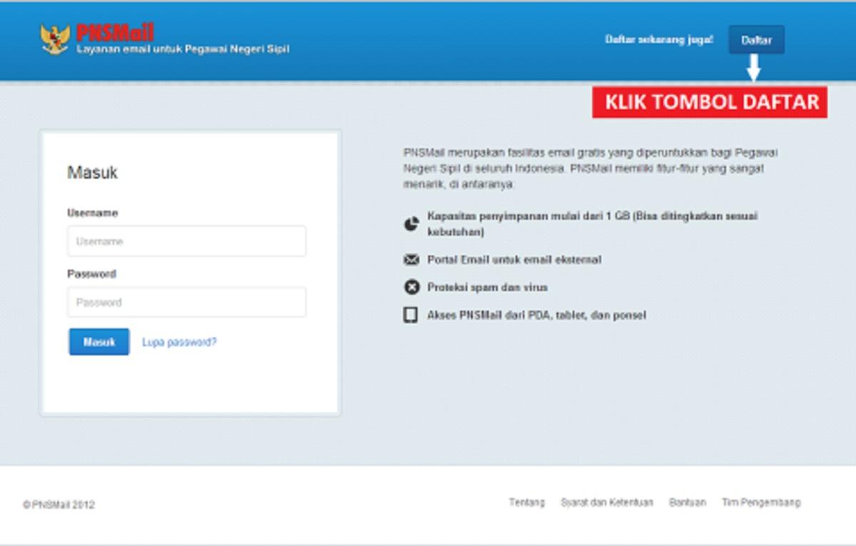 ara membuat email baru di hp