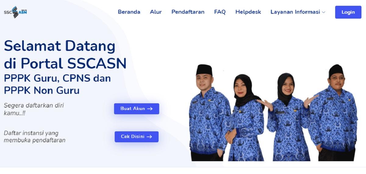 SSCN P3K 2021