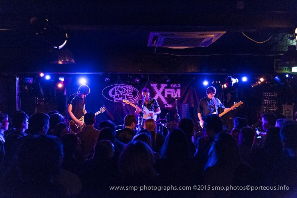 Weekend Wars - King Tut's Glasgow 2015