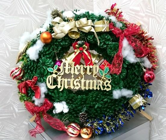 クリスマスリース SMR2