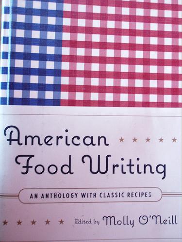 American-food-writing