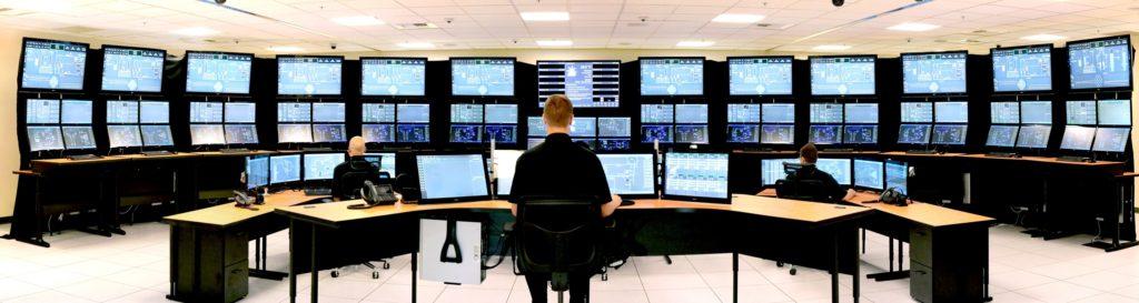 NuScale SMR multi-module simulator control room