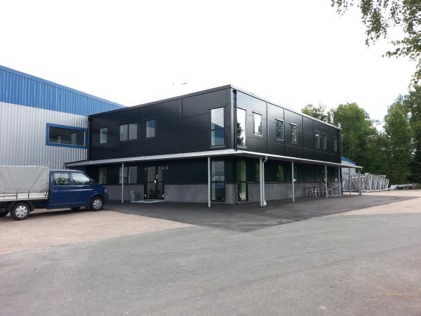 SMS AB kontor