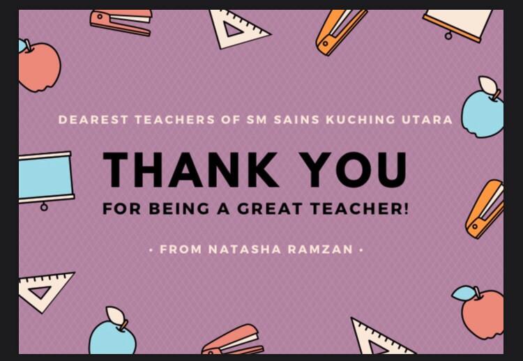 Tribute To Beloved Teachers of SAKURA – Teacher's Day 2020