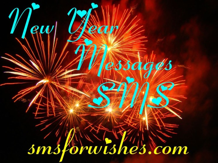 New Year Messages SMS Collection 2019
