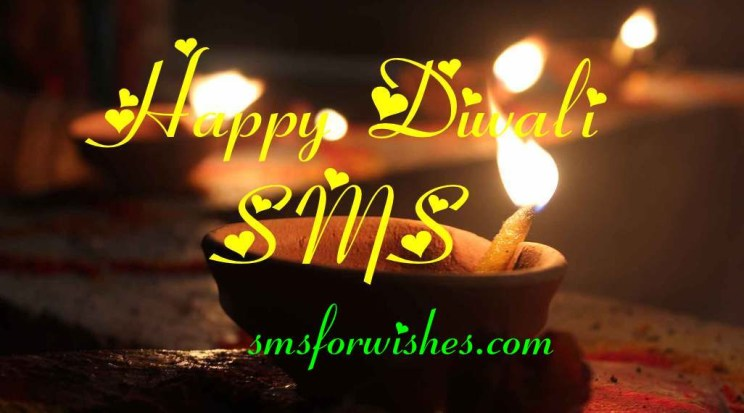 Happy Diwali SMS Messages Collection 2019