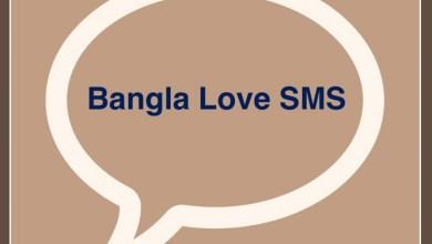 Bangla Love SMS 2021 Bengali Bhalobashar Message