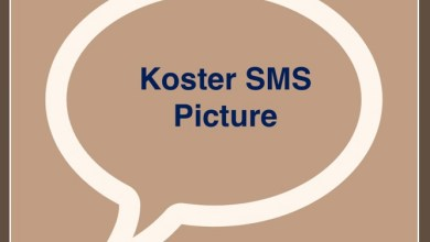 Koster SMS Picture Download 2021