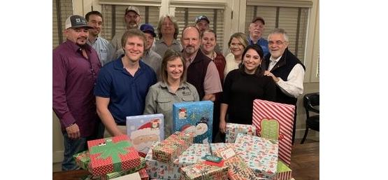 SBS Christmas Giving