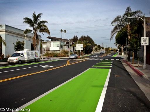 Ocean Park Blvd Green Street