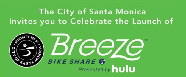 Breeze invitation launch