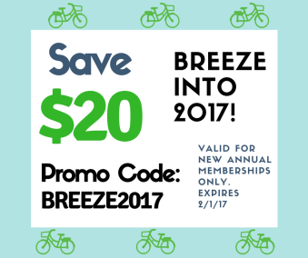Breeze into 2017