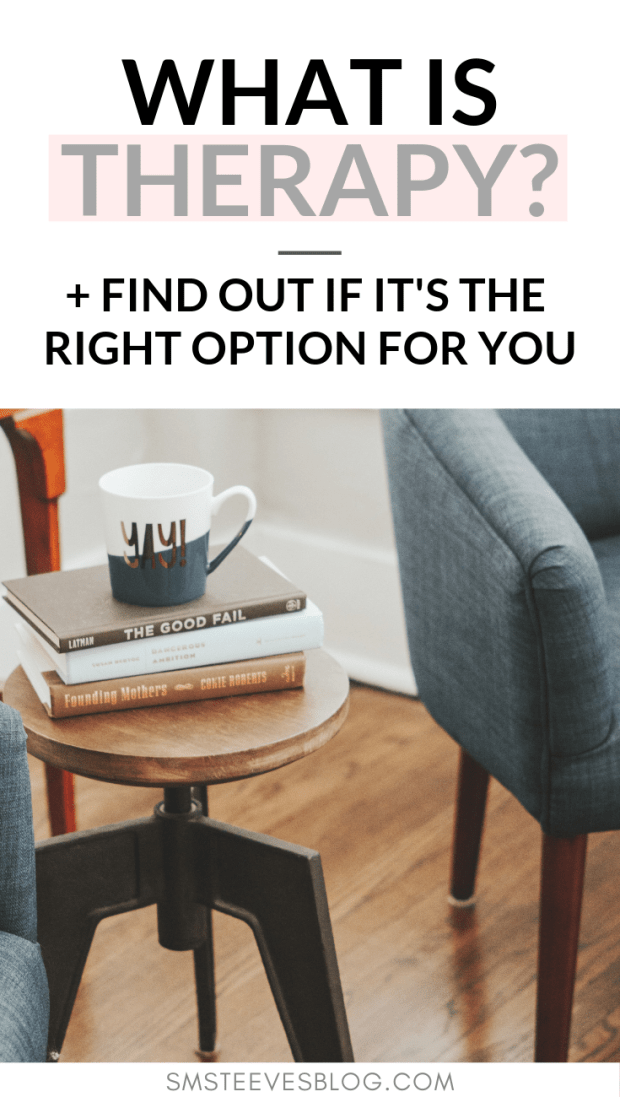How do you know if therapy is right for you or a loved one? Learn some helpful tips on how to decide if mental health therapy is right for you! #therapy #mentalhealth #therapist #anxiety #depression