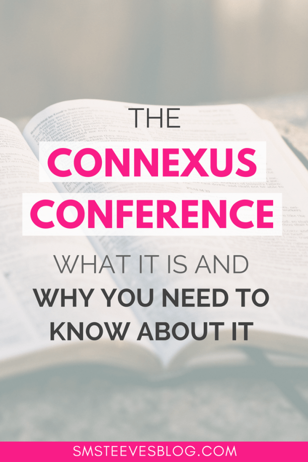 Spiritual wellness training information for leaders in the community. Everything you need to know about The Connexus Conference and why you should attend next year! #christianity #faith #business #leadership #spiritual
