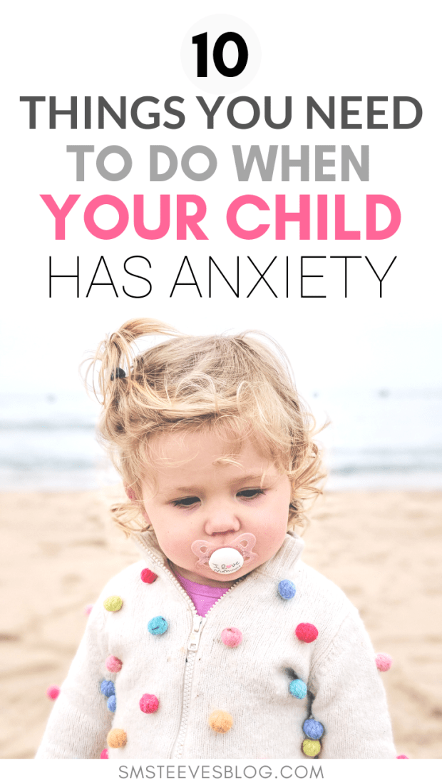 If you're a parent of a child suffering from anxiety and you don't know what to do to help them, then this blog post is perfect for you. This blog post offers advice and tips for parents of children with anxiety. With back-to-school right around the corner, this blog post is especially helpful for parents with kids entering kindergarten! #anxietyrelief #mentalhealth #parenting #kids #children