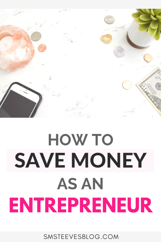 If you're an entrepreneur or someone looking to start their own business, but are having stress around how to save money, then this blog post is going to be perfect for you. This post breaks down my top 8 tips for how entrepreneurs can save money and grow their business, without stress or anxiety. #entrepreneur #business #businesstips #anxiety
