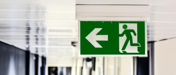 SMSF member exits
