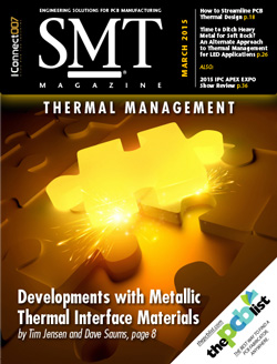 The SMT Magazine - March 2015