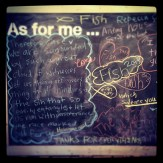 As For Me: Fish 2013