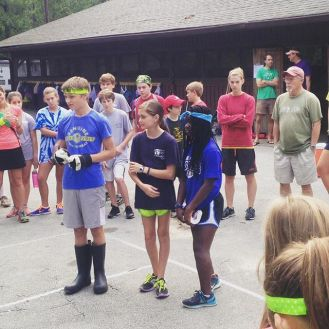 SM2 Crew leading the morning nugget @sonservants
