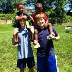 Four days of Kids Club was just enough time to make some awesome new best friends