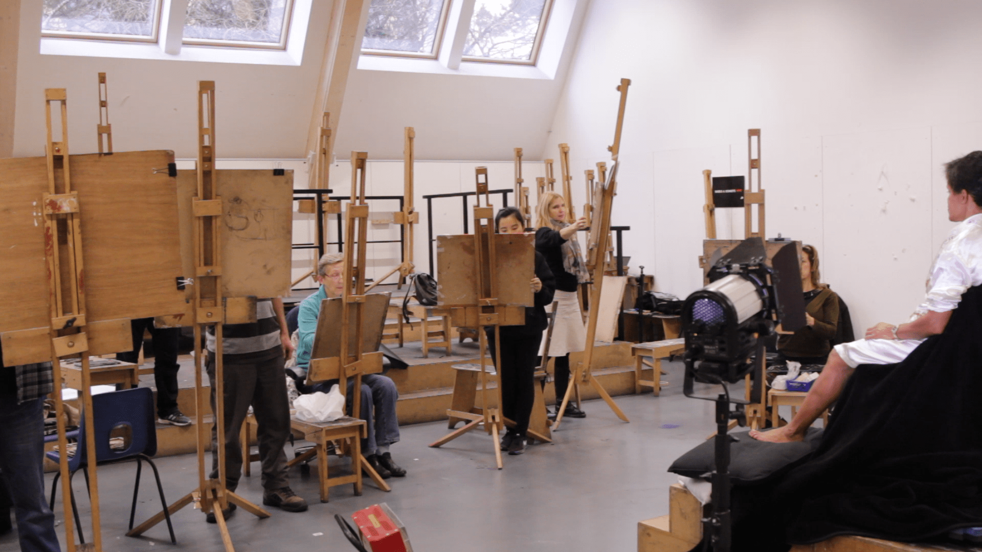 The Arts Bournemouth a Documentary style promotional video