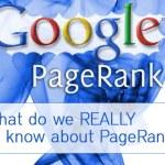 google-page-rank-blogging
