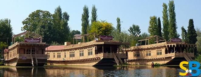 The Houseboats