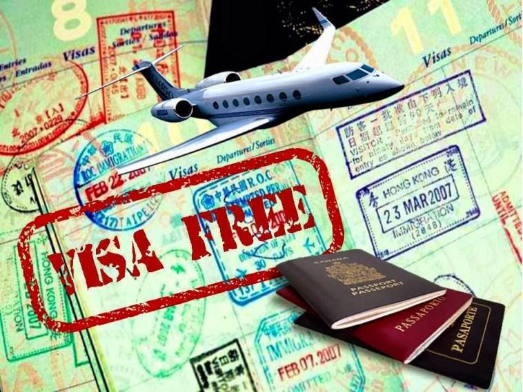 Exotic Destinations-visa-free