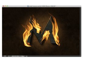 How to Create Stunning Flaming Text Effect in Photoshop