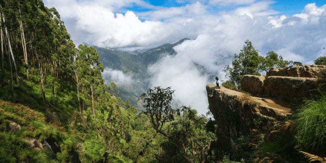 20 Tourist Places of South India,