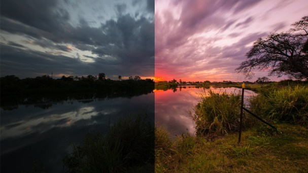 How to create a sunset effect in Photoshop