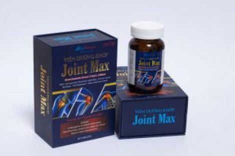 Joint Max hỗ trợ điều trị đau xương khớp
