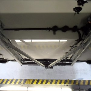 Montage Anhängerkupplung