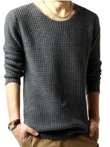 メンズセーター 在庫商品