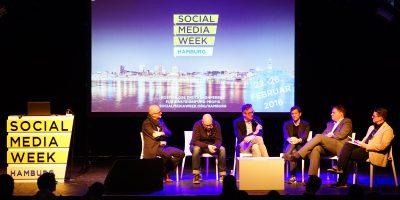 SOCIAL MEDIA WEEK HAMBURG 2016 22. bis 26. Februar 2016