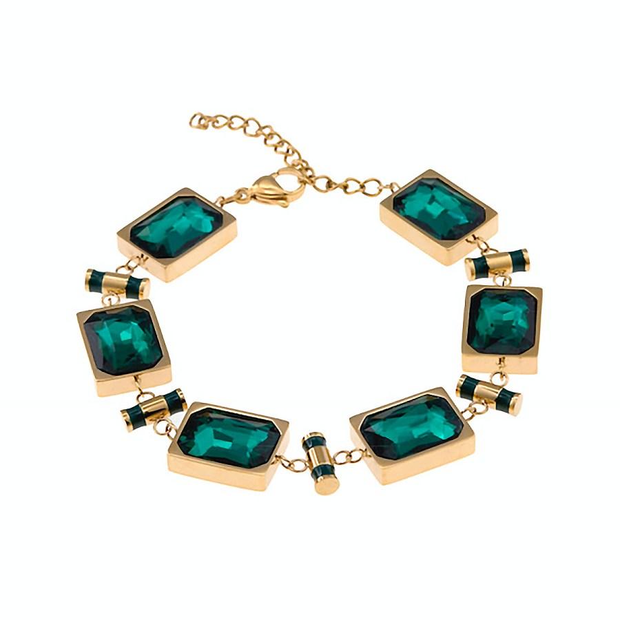 Esmeralda-bracelet-gold