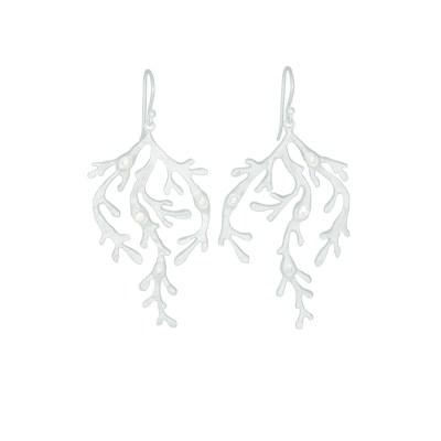 Twinkle Seaweed Halsband, brons