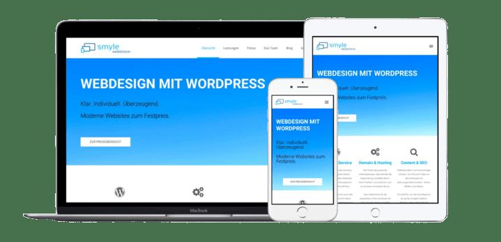 smyle-webdesign-Website Pakete zum Festpreis in Plochingen