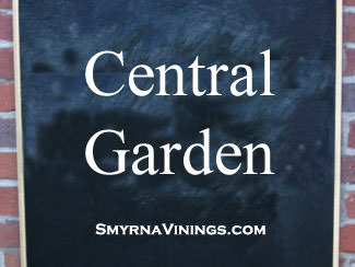 Central Garden - Smyrna Homes for sale