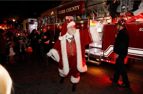 2018 Vinings Jubilee Christmas Tree Lighting