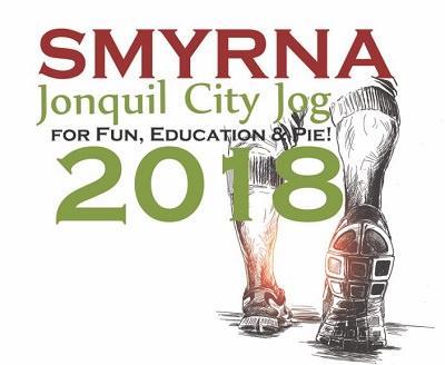 2018 Smyrna Jonquil City Jog